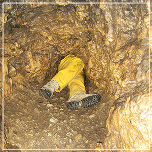 Erlebnisfeld Höhle