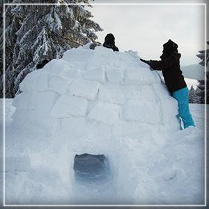 Erlebnisfeld Winter